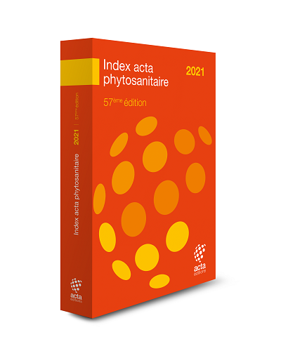 Index phytosanitaire ACTA