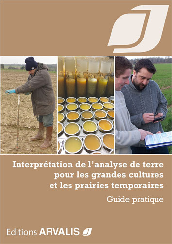 Interprétation de l'analyse de terre